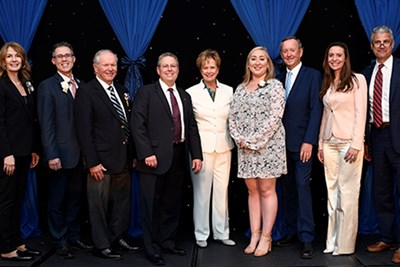 2019 University Alumni Awards recipients