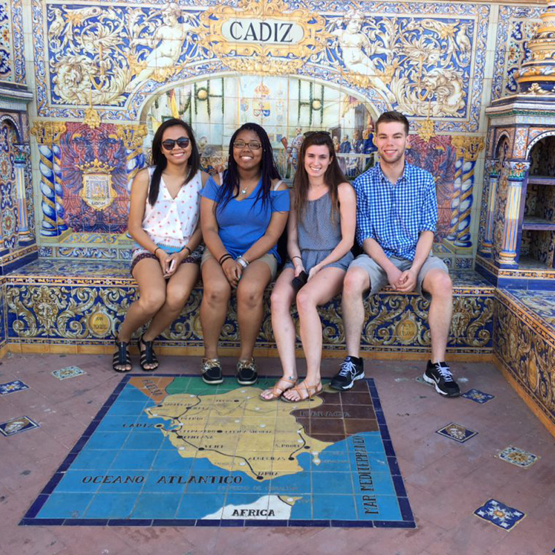 Join students as they travel to one of the oldest seaside cities in western Europe to learn and practice Spanish . Students will be immersed in the Spanish language during parts one and two of this intensive program, with plenty of opportunity to experience and interact with the rich cultural of Cadiz, Spain.