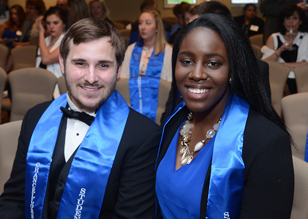 UMass Lowell's Commencement Eve Celebration will honor outstanding graduating seniors, along with alumni and this year's Commencement speakers on Friday, May 12 at University Crossing.