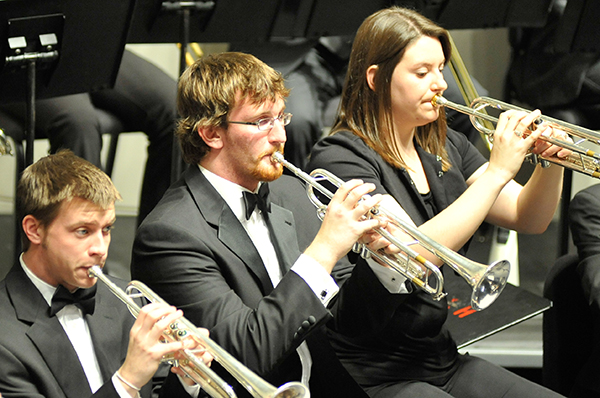 UMass Lowell's Concert Band will be one of several groups to perform free concerts at Durgin Hall for the public and campus in early December.