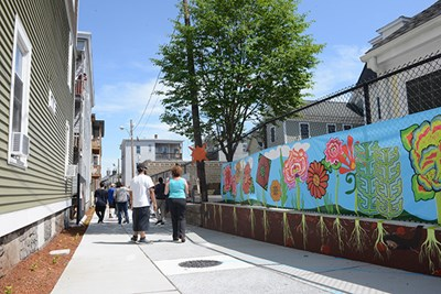 mural celebrating lowell to be unveiled at event umass lowell