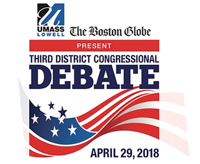 3rd District congressional debate logo
