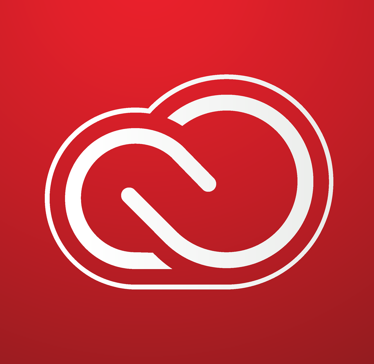 Adobe Creative Cloud Logo. Creative Cloud is a collection of 20+ desktop and mobile apps and services for photography, design, video, web, UX, and more.