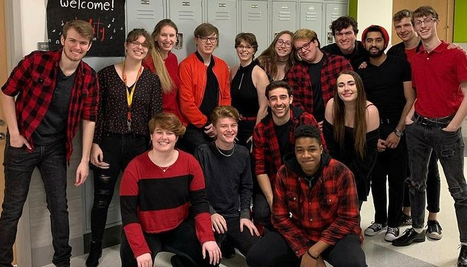 Vocality, a student a cappella group