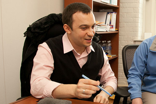Asst. Prof. Asil Oztekin has agreed to serve as the chair of INFORMS 2016.