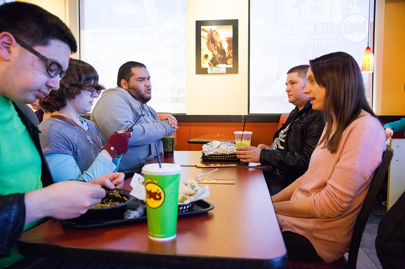 Assoc. Prof. Ashleigh Hillier runs a monthly social event for high-functioning young people with Autism Spectrum Disorder.
