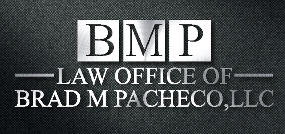 "BMP: The Law Office of Brad M Pacheco, LLC. BMP's motto is ""Excellent service in the areas of personal injury law, real estate law and criminal law."""