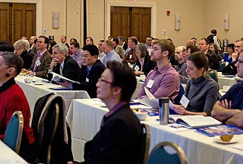 The Biopharmaceutical Summit was held March 9 at the UMass Lowell Inn & Conference Center in downtown Lowell.
