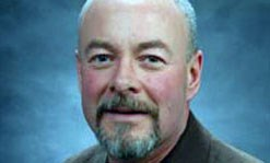 A headshot of Robert Malloy, an engineering professor here at Umass Lowell.