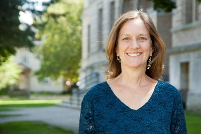 UMass Lowell psychology faculty member Meg Bond was selected as the 2018 Distinguished University Professor