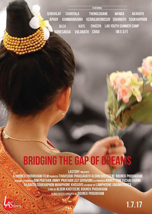 Bridging The Gap Of Dreams captures Lao Americans who overcame their odds and barriers.