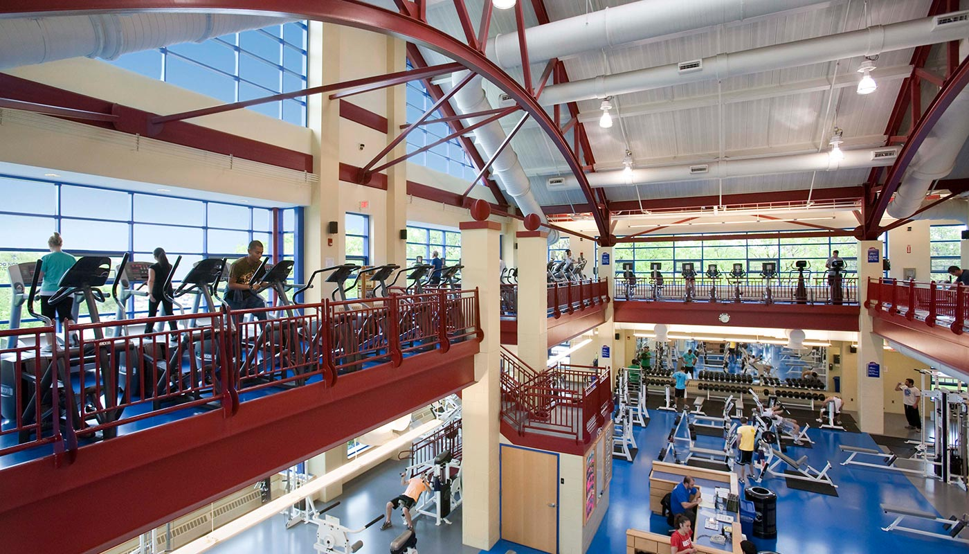 Campus Recreation Center at UMass Lowell
