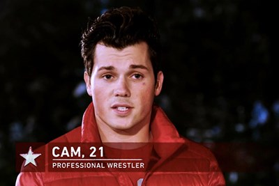 "Cam Zagami on ""American Grit"""