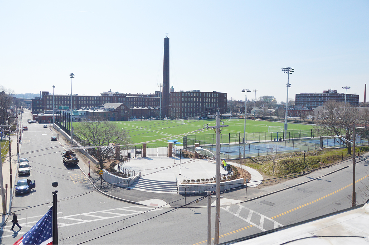 UMass Lowell Campus Recreation Complex