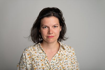 Anna Rosinska is a visiting international researcher from Poland who studies domestic careworkers