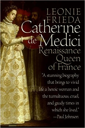 Catherine de Medici book picture