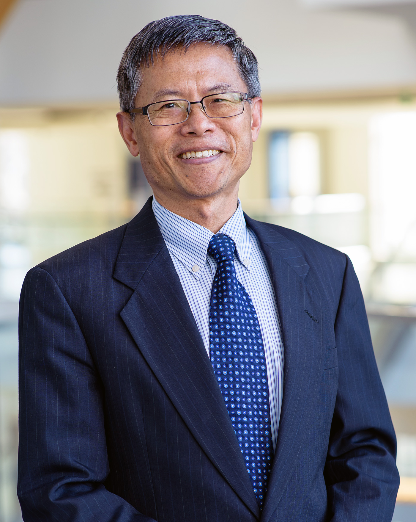 Edward T. Chen is a Professor in the Manning School of Business - Operations and Information Systems Department at UMass Lowell.