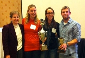 College Bowl winners