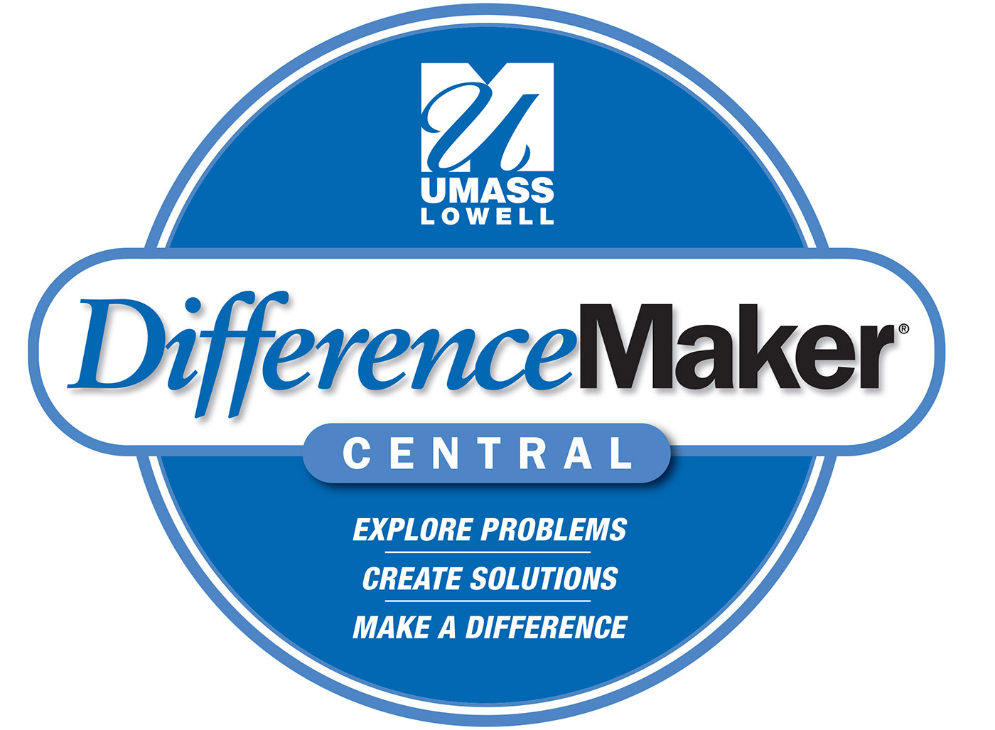 DifferenceMaker®is a campus-wide program that engages UMass Lowell students in creative problem solving, innovation and entrepreneurship.