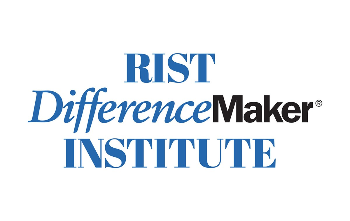 Rist DifferenceMaker Institute logo. The Rist Family donation is a significant step forward in the development and growth of the DifferenceMaker program.  Through the Rist DifferenceMaker Institute we will increase the participation and recognition of UMass Lowell student innovation and creativity across the northeast and the country.