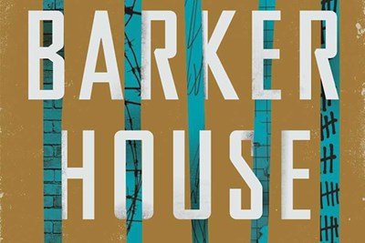 "Cover of David Moloney book ""Barker House"""