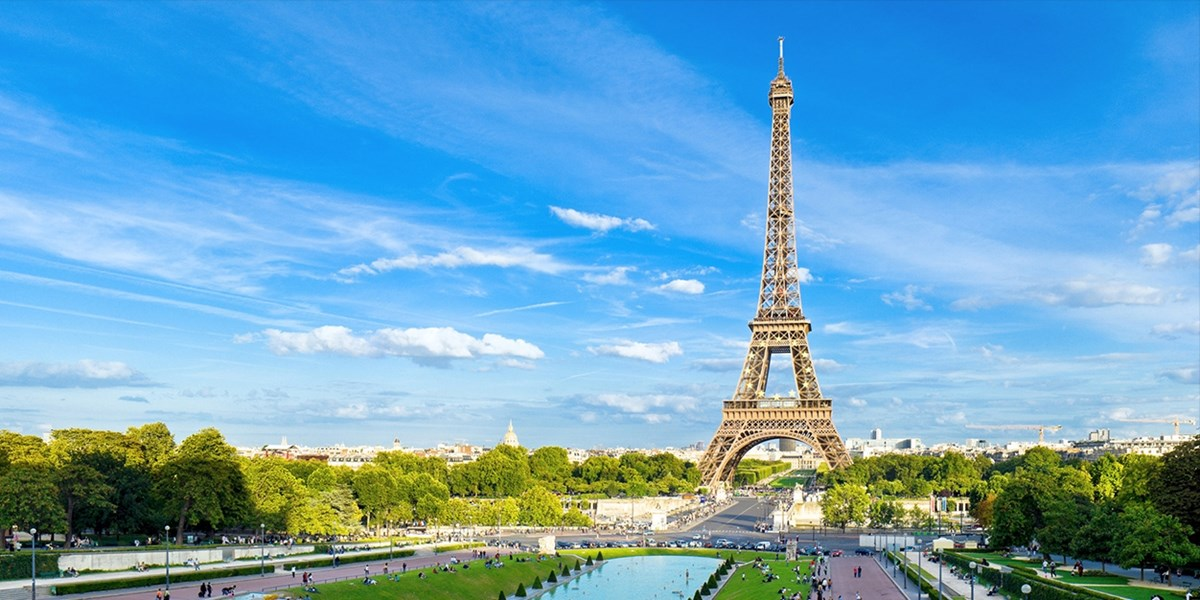 Eiffel Tower at Daytime