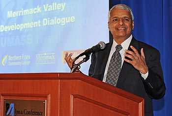 Dialogue Hosted by UMass Lowell, Merrimack Valley Sandbox