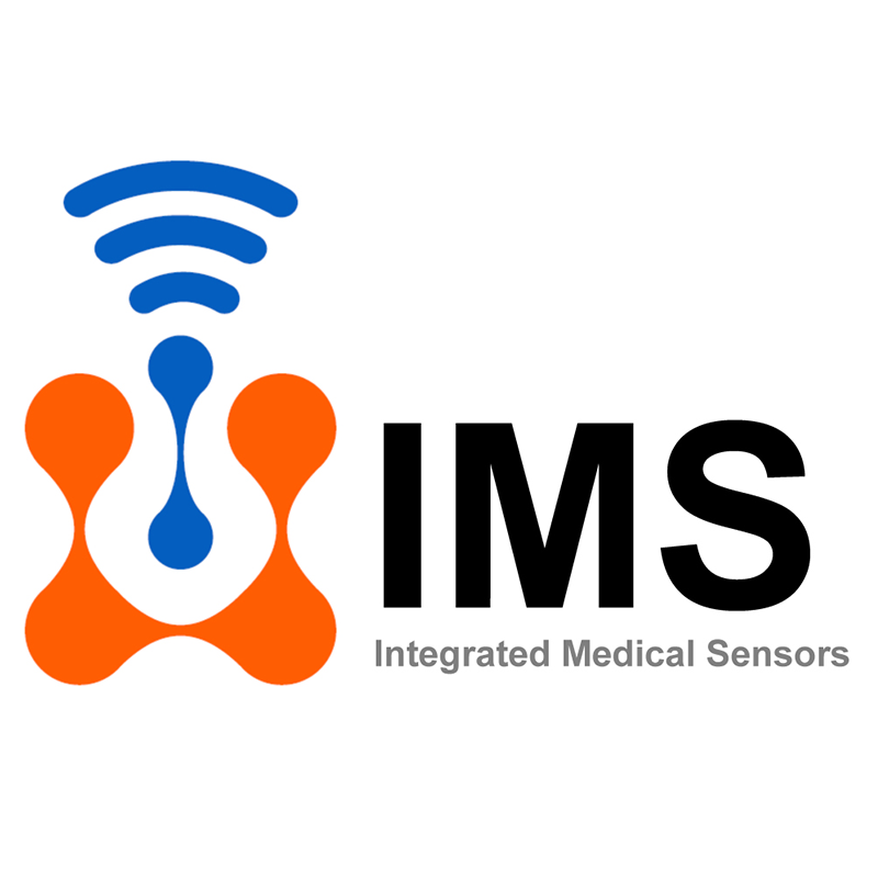 Logo for Integrated Medical Sensors