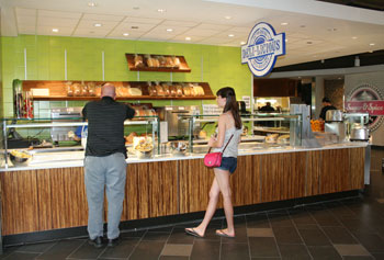 New Dining Commons a Foodie's Dream
