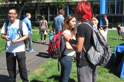UMass Lowell welcomed its most diverse freshman class ever this fall.