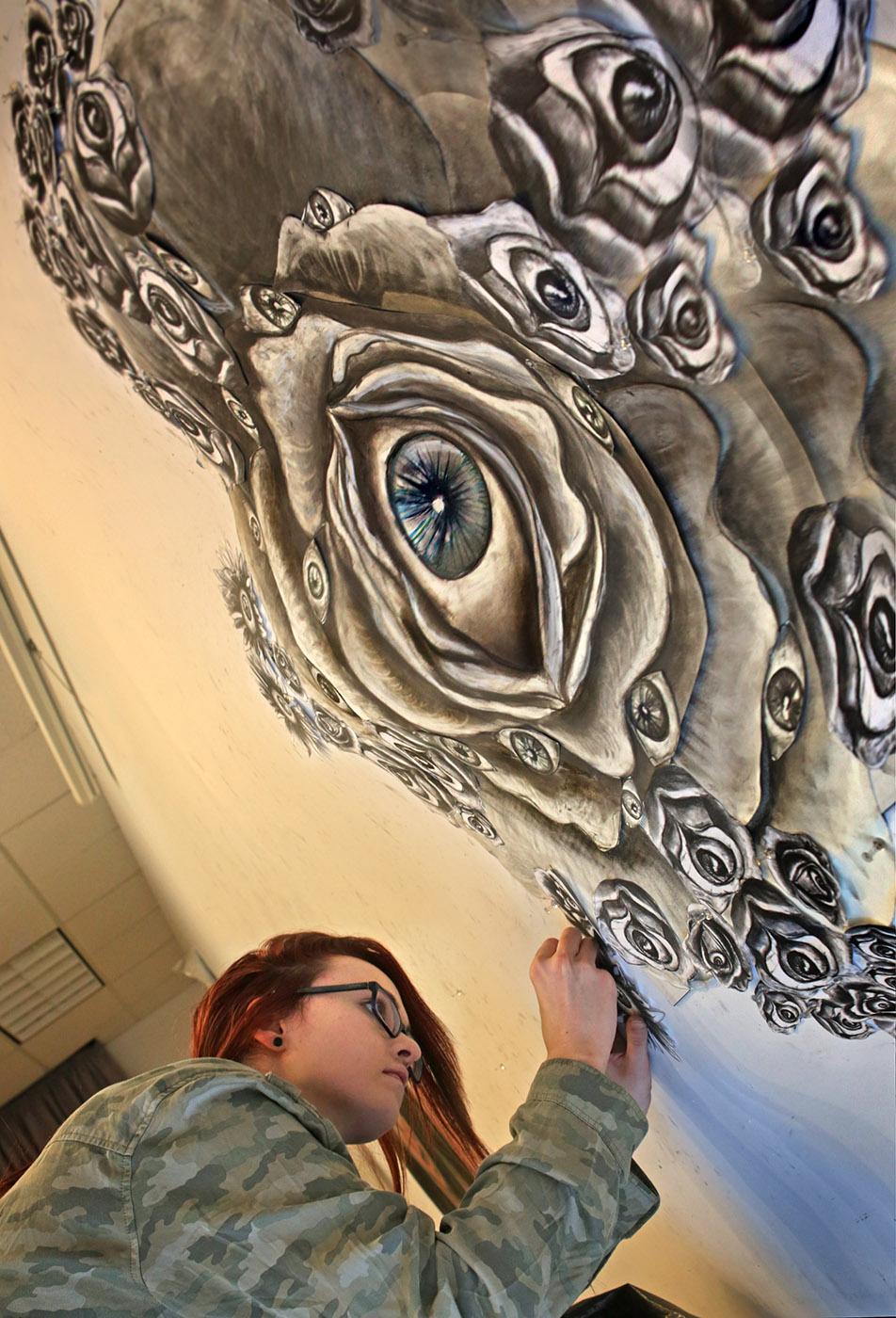 art design degrees umass lowell the art major is designed to develop a rigorous art practice students gain a deep knowledge of the technical and conceptual abilities needed to succeed in