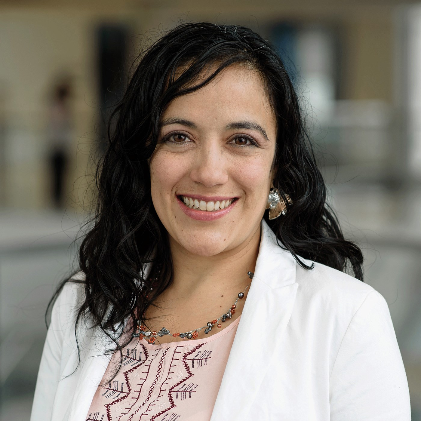 Angelica Duran-Martinez is an Assistant Professor in the College of Fine Arts, Humanities and Social Sciences in the Political Science DEPARTMENT