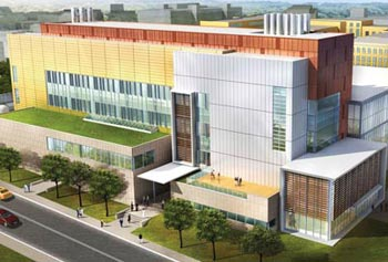 UMass Lowell's Emerging Technologies and Innovation Center