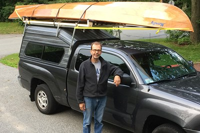 Education Prof. James Nehring sets off on a trip with Merrily