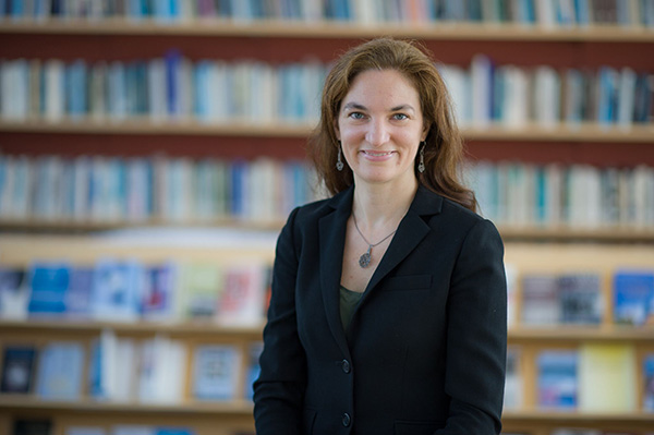 Asst. Prof. of History Elizabeth Williams, who studies the Middle East, has won an exclusive fellowship to do research at the Library of Congress next year.