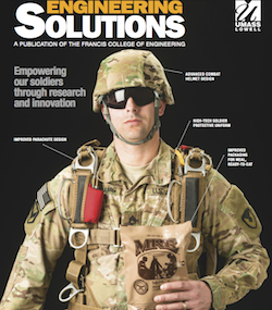 Engineering Solutions magazine cover