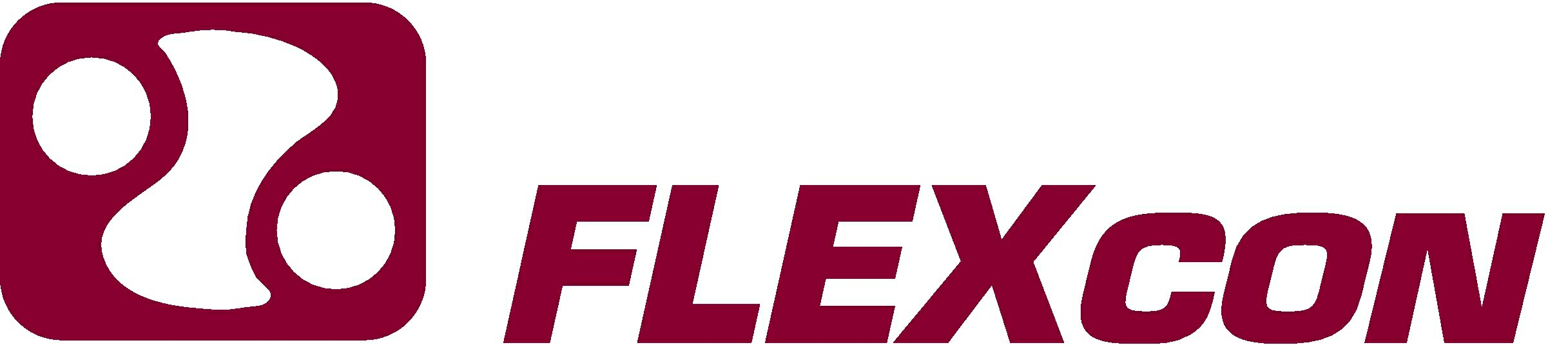 FLEXcon-Logo-Burgundy