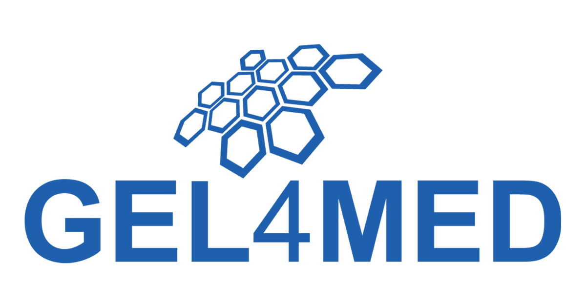 Gel-4-Med Logo_Gel4Med, the Smart Materials Company paving the way to the future of regenerative medicine