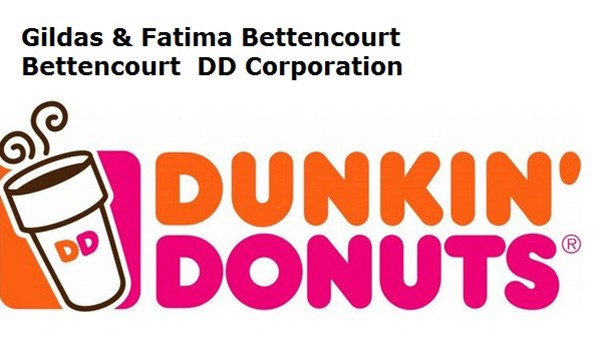 Bettencourt Dd Corporation, which also operates under the name Dunkin' Donuts, is located in Dracut, Massachusetts. This organization primarily operates in the Doughnuts business / industry within the Food Stores sector. This organization has been operating for approximately 25 years.
