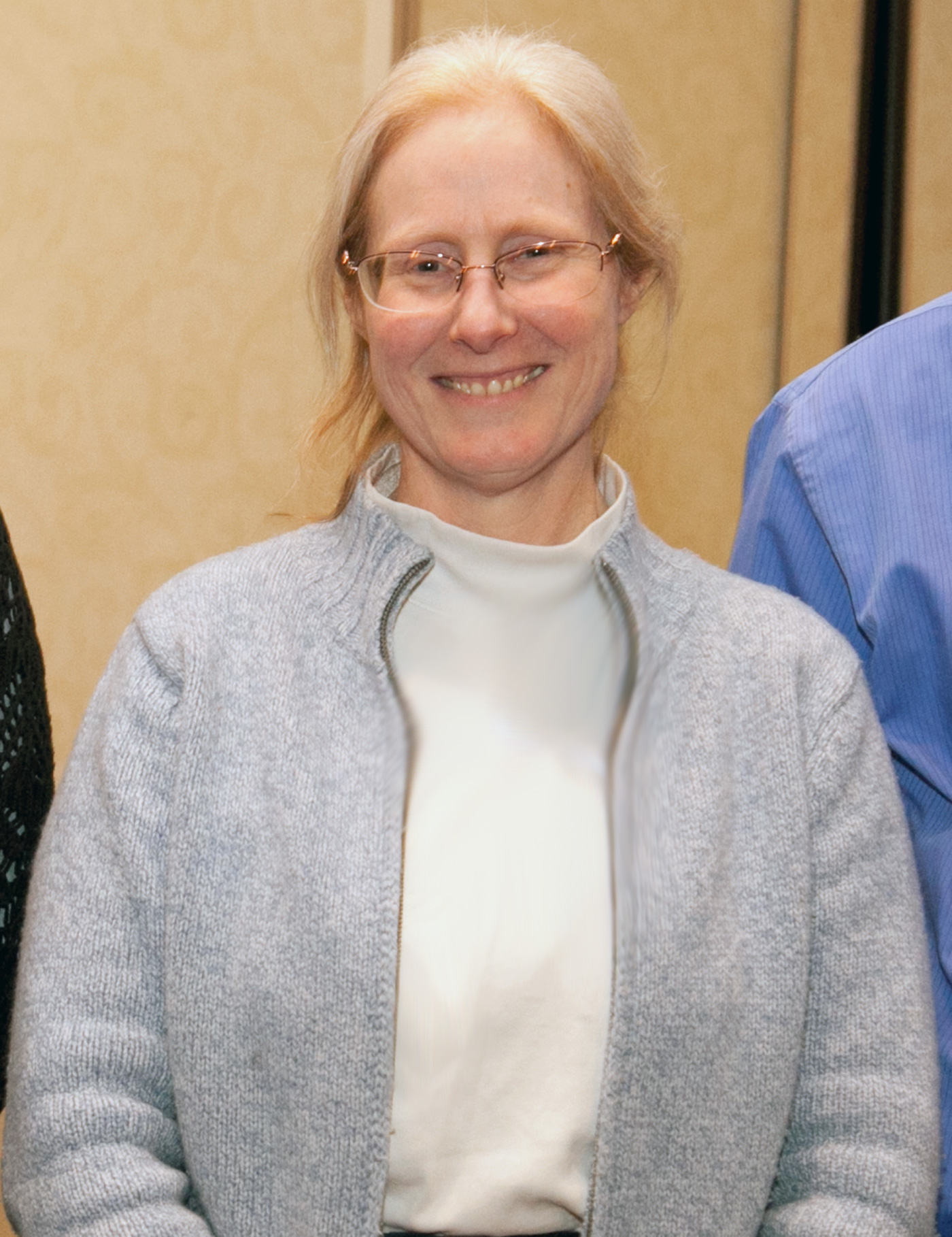 Nancy Goodyear, Ph.D., MLS(ASCP)CM