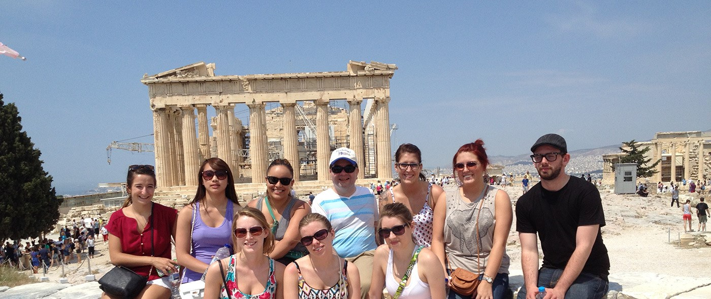 Greece-group-acropolis-background