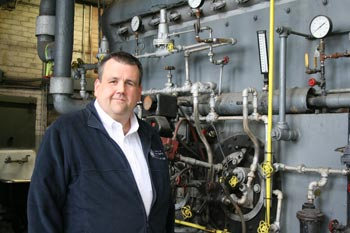 Outdated Boilers Get Replaced on North