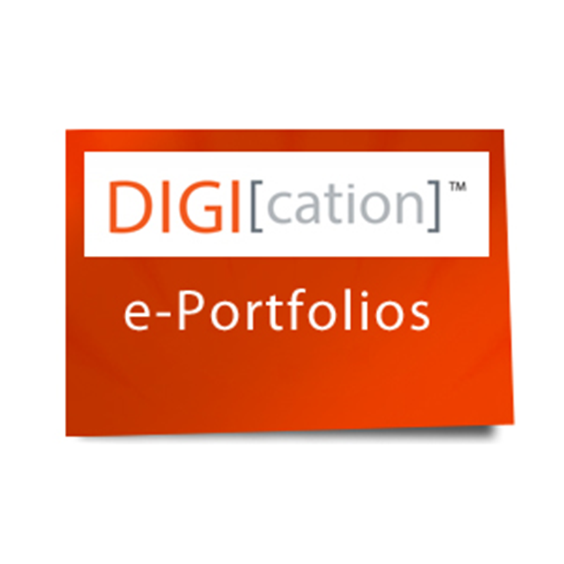 Digication eportfolios logo