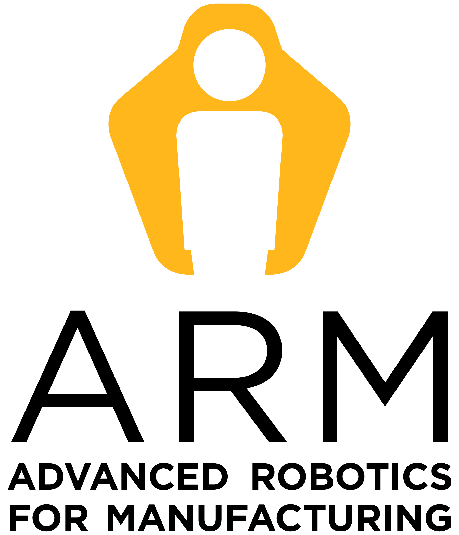 Logo for the Advanced Robotics for Manufacturing (ARM) Institute