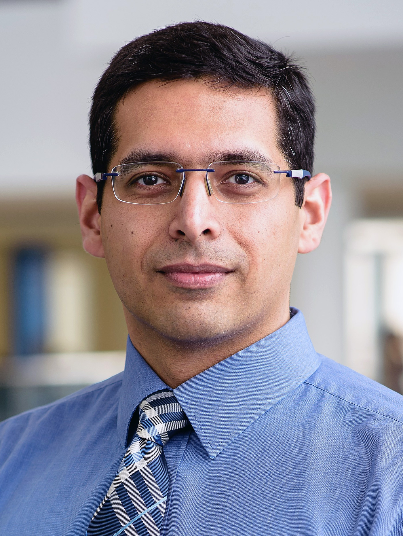 IMAGE OF Kshitij Jerath. Kshitij is an Assistant Professor in the Mechanical Engineering Dept. at UMass Lowell.