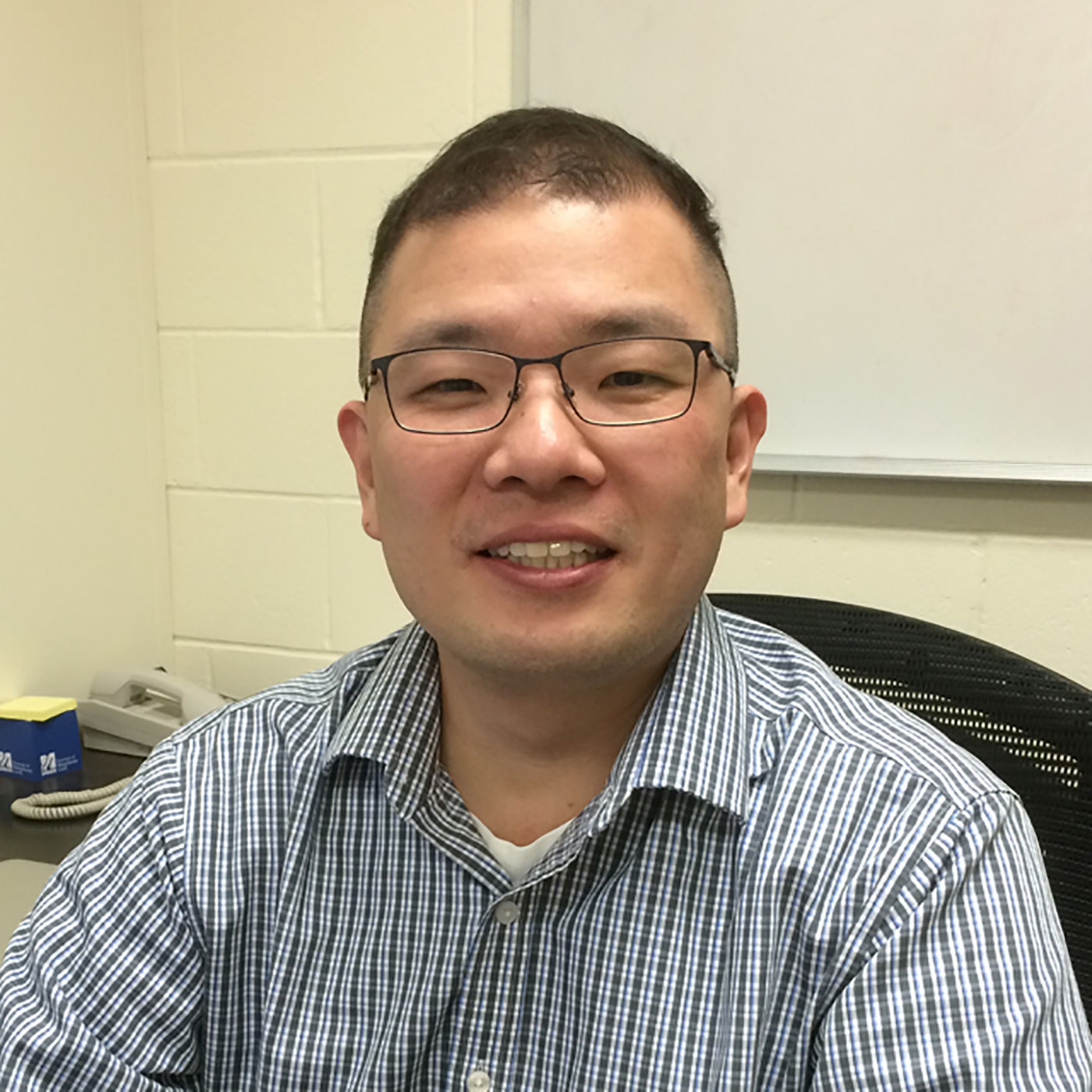 Jong Soo Lee, Ph.D.