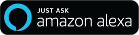 Amazon Alexa Just Ask Badge