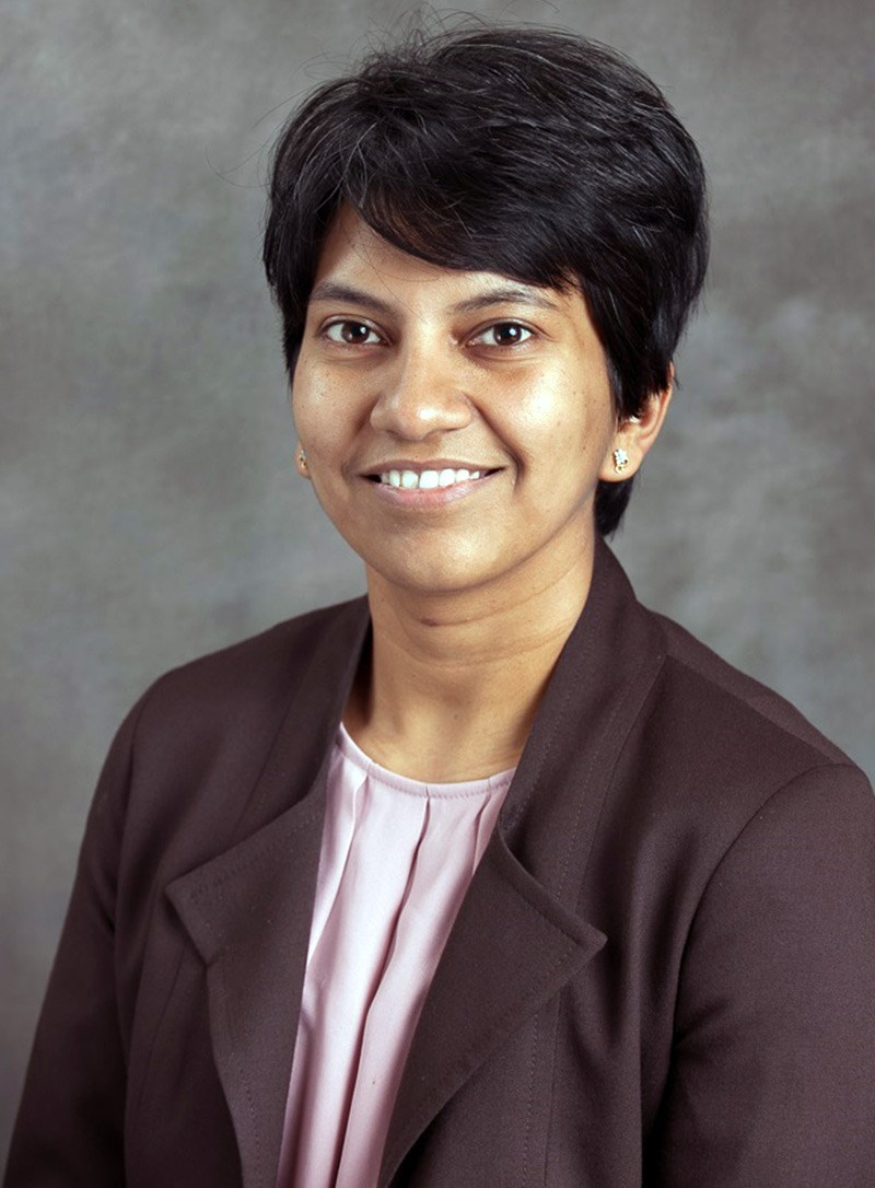 Physics Assistant Professor Archana Kamal