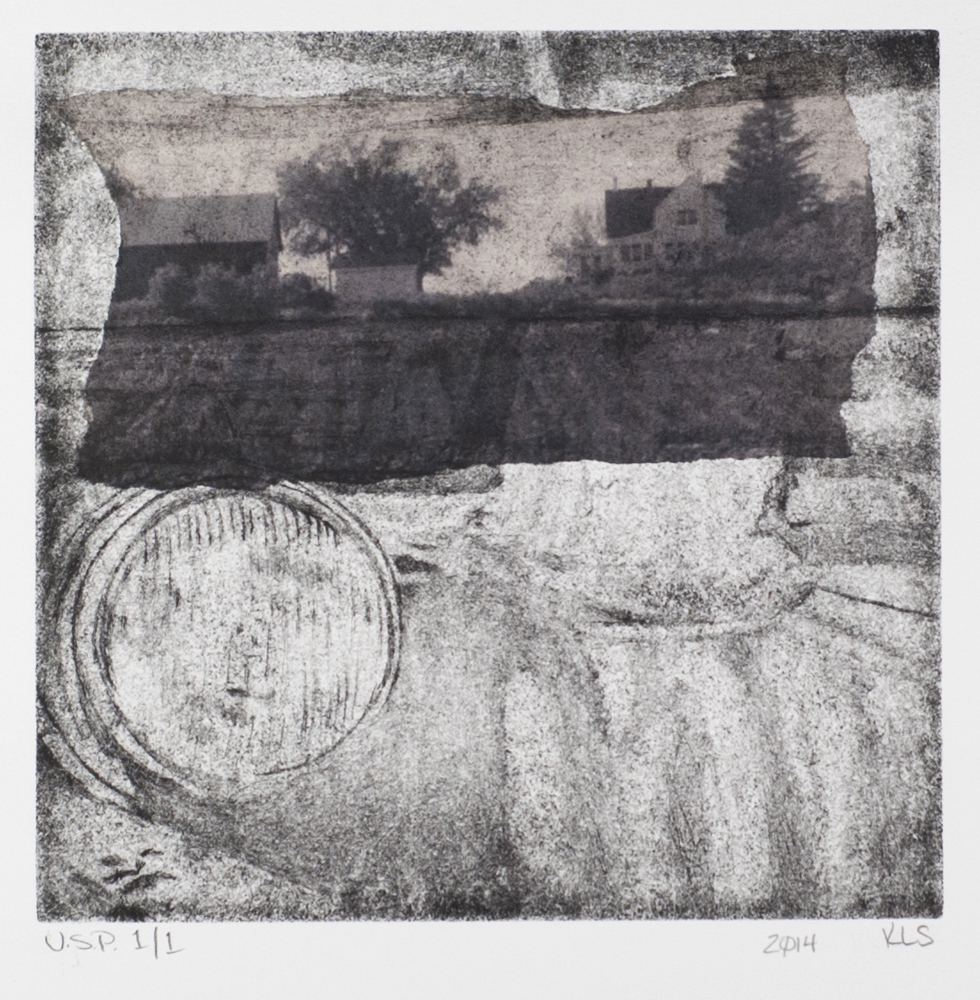 Kristin Sheehan printmaking