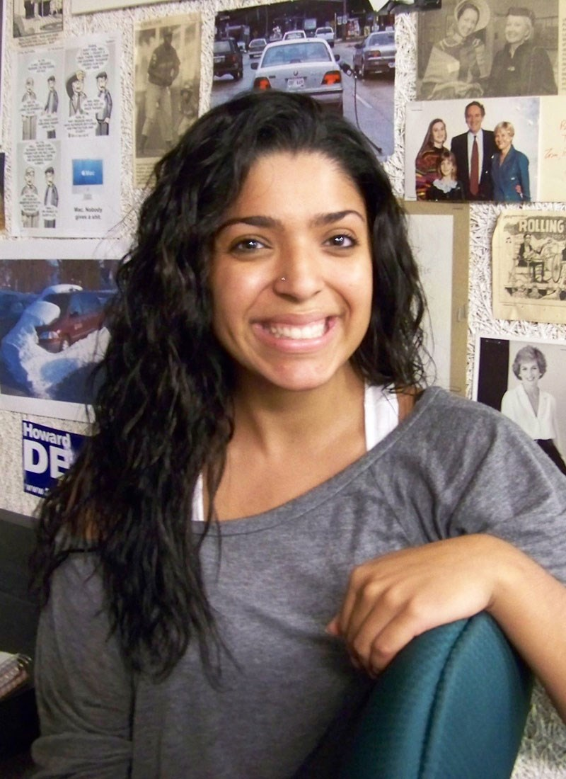 UMass Lowell Krystal Quezada English Alumni